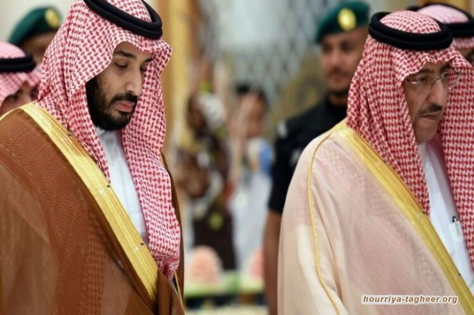 هل يُعلن عن وفاة محمد بن نايف قريباً.. ابن سلمان سيتخلص من ابن عمه حتى لا يكون أمام بايدن أي بديل