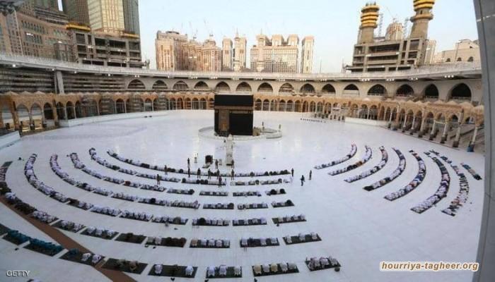 50 ألف معتمر و100 ألف مصل بالمسجد الحرام يومياً في رمضان