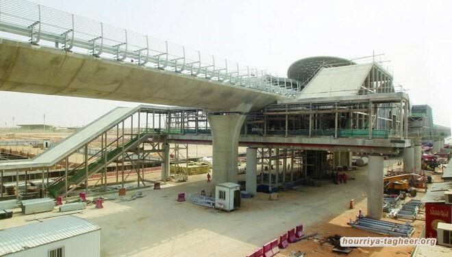 شركات دولية تطالب السعودية بمليارات الدولارات ثمن العمل بمترو الرياض