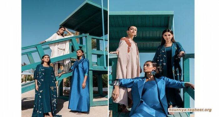 نظام آل سعود يستغل عروض الأزياء لتحسين سمعته عالميا