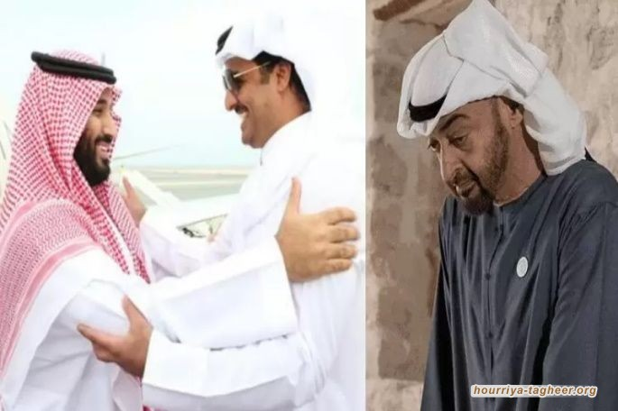 كاتب سعودي: محمد بن زايد سيصب جام غضبه على بلدنا بعد المصالحة لهذا السبب