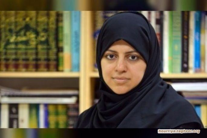 """الكاتبة والمدافعة عن حقوق الإنسان """"نسيمة السادة"""" بانتظار بدء استئناف الحكم الصادر ضدها بالسجن 5 سنوات ومطالبات بالإفراج عنها"""