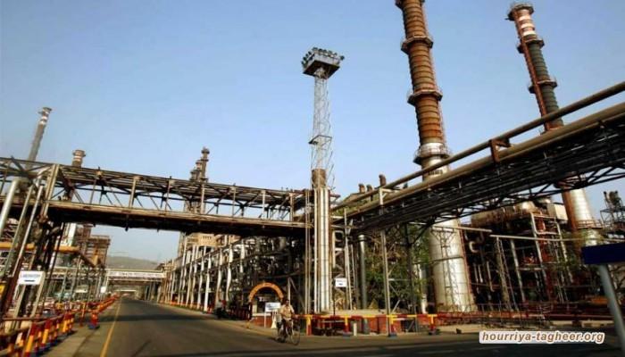 مصافي التكرير الهندية تخفض وارداتها من النفط السعودي 36% في مايو
