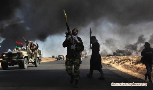 السعودية تؤجج النيران في ليبيا