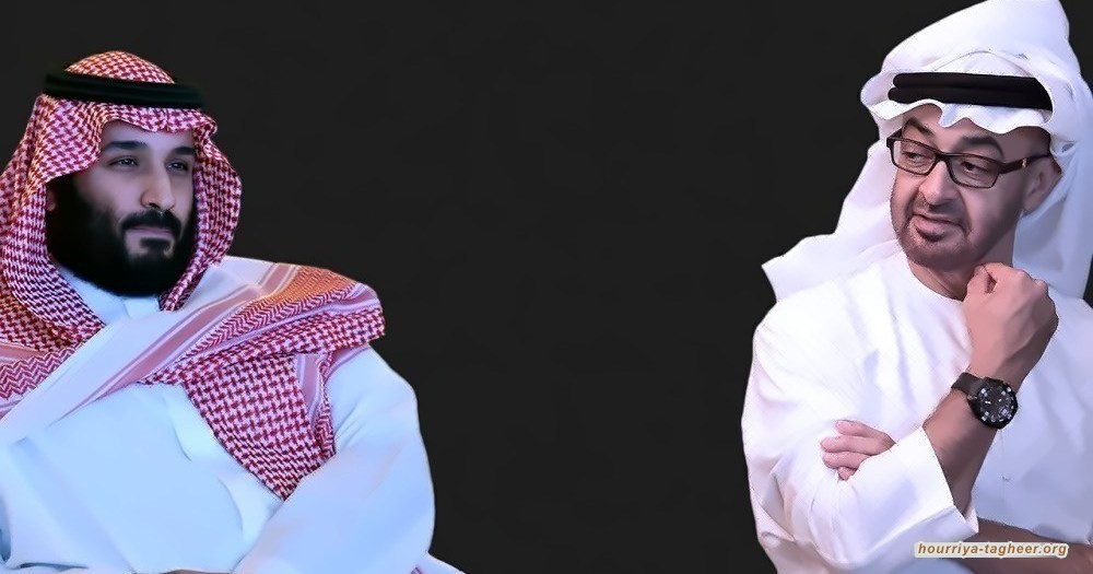 ابن زايد يخذل ابن سلمان ويتصالح مع الحوثي