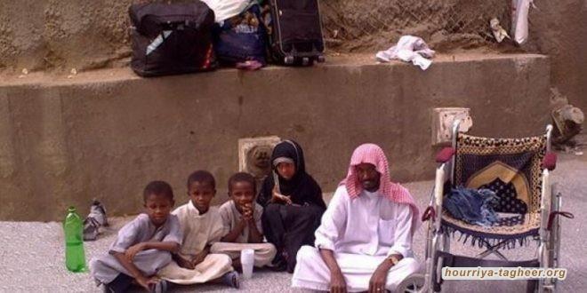 الفقر يأكل أبناء الرياض وابن سلمان يبدد المليارات
