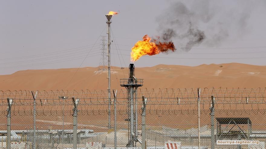 """أكبر حقل نفط في السعودية أصبح """"محاقاً"""""""