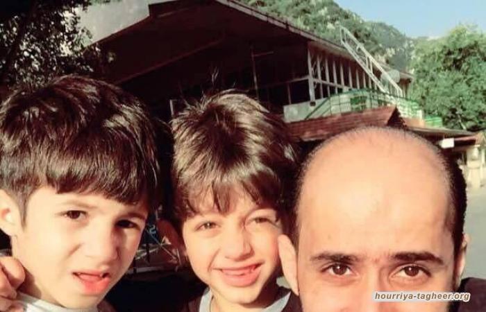 السلطات تفرض الإقامة الجبرية على أطفال ناشط علي هاشم