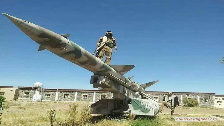 """صاروخ """"كروز"""" يضرب مطار أبها الدولي"""