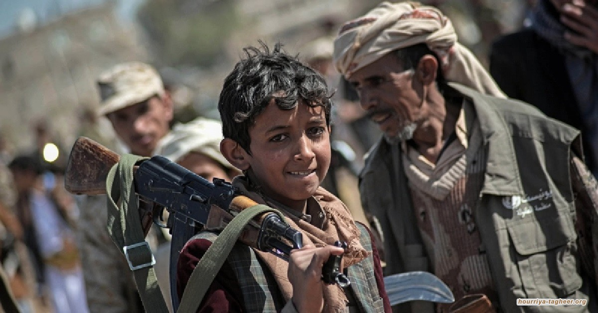 """لأجل """"النفط الملتهب"""".. السعودية تكشف عن وجهها الإرهابي الحقيقي في اليمن بأكبر عملية تحشيد لسلفيين وقاعديين ودواعش نحو مأرب"""
