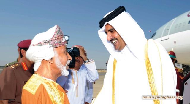 السعودية تسعى لدق إسفين بين قطر وعُمان