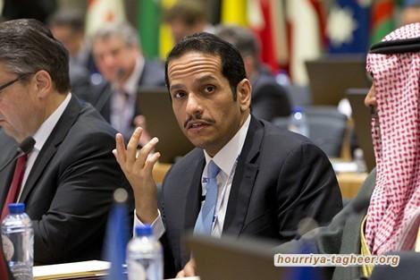 قطر تصعد وتطالب بمحاسبة لابن زايد وابن سلمان