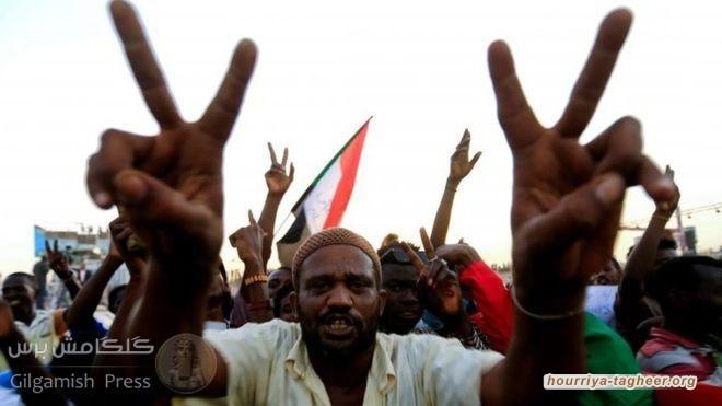 السعودية تتربص بثورة الشعب السوداني