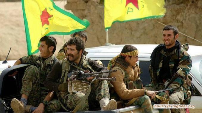 وحدات حماية الشعب الكردية تهدد علاقة الرياض بأنقرة