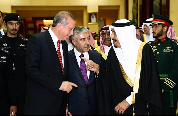 المنافسة على زعامة تُشعل حرب النفوذ بين تركيا والسعودية