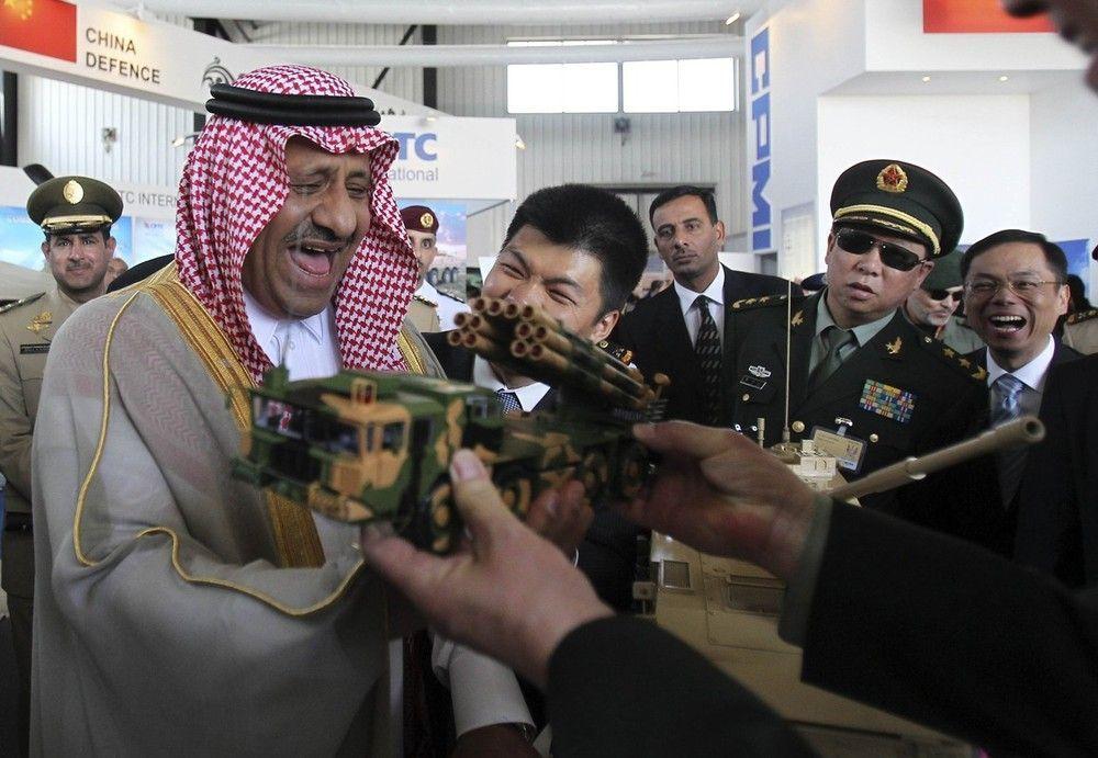 العميل المُفضَّل لدى بائعي الأسلحة لسنوات طويلة.. السعودية تريد صنع أسلحتها