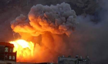 الهزائم المتتالية للعدوان السعودي ومرتزقته في اليمن افقدته صوابه وجعلته يقصف بهستيريا  محافظة صعدة