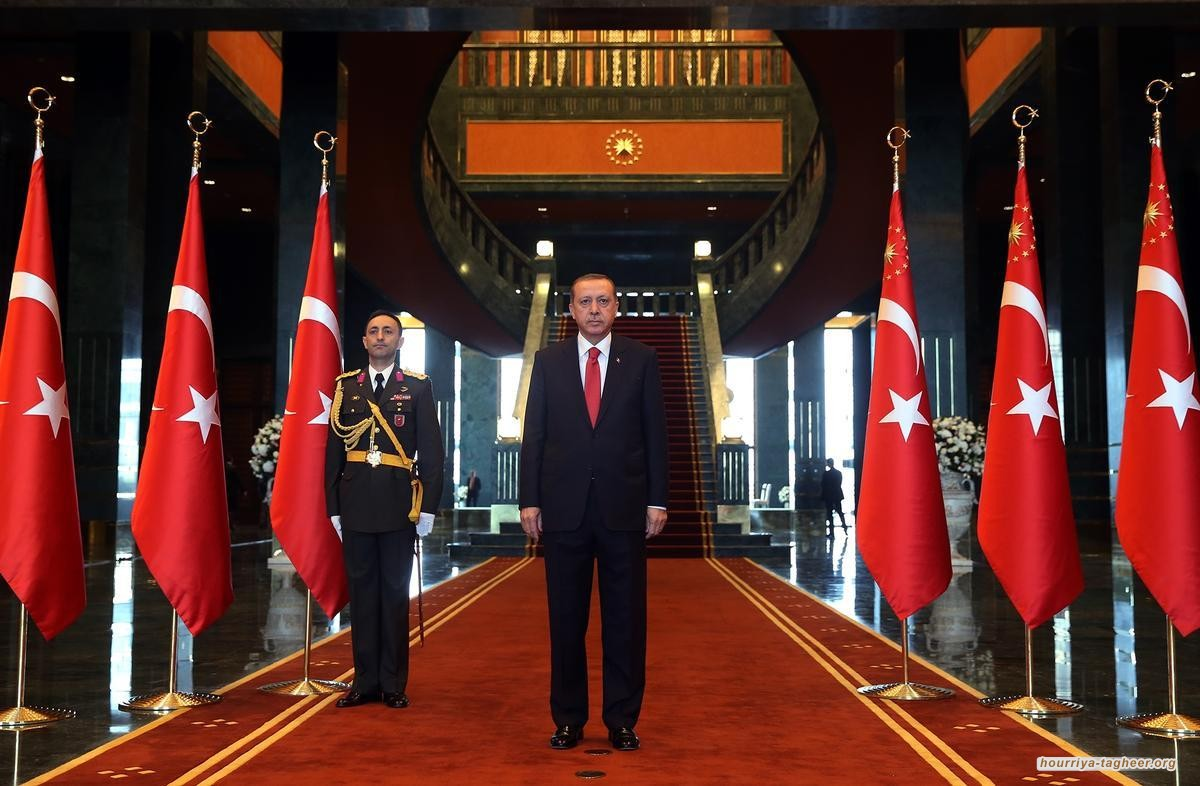 الإعلام السعودي يطلق نيران مدفعيته الاعلامية على تركيا