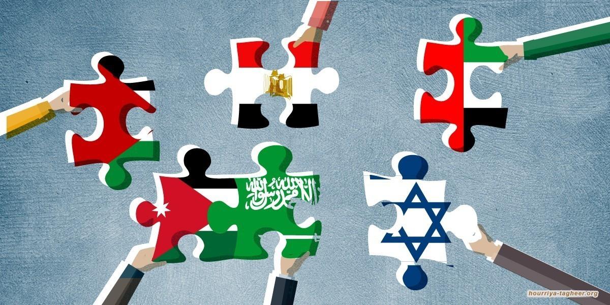 السعودية تساعد إسرائيل على تهميش الفلسطينيين