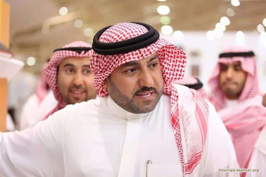 حملة تضامن واسعة تطالب بالافراج عن الامير تركي بن عبدالله