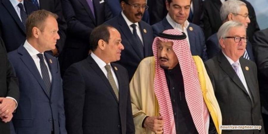 محاولة الانقلاب على سلمان في مصر حقيقة