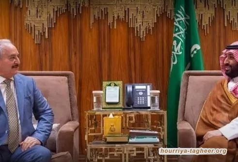 بن سلمان يشعل الحرب الأهلية في ليبيا
