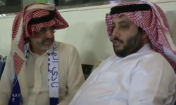 بكبسة زر من تركي ال الشيخ اعلامي مصري مشهور يهاجم الوليد بن طلال بشدة