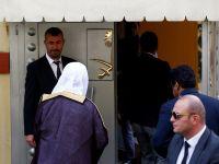موفد بن سلمان الى تركيا...يساوف ويطلب المستحيل
