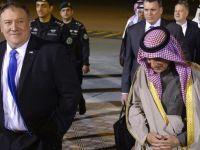 النظام السعودي وتجدد الانتقادات الأمريكية...بالتزامن مع جولة بومبيو وزير الخارجية الأمريكي