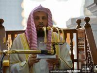 إمام الحرم صالح آل طالب يلتحق بركب المعتقلين