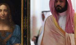 فيلم وثائقي يؤكد دفع بن سلمان 450 مليون دولار مقابل لوحة مزيفة