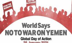 إطلاق حملة عالمية لمناهضة حرب التحالف السعودي على اليمن