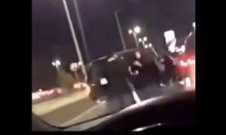 مضاربة عنيفة بين سعوديات في جدة