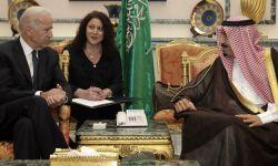 بايدن: أبلغت الملك سلمان بأننا سنحاسبهم على انتهاكات حقوق الإنسان