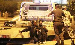 الشرطة السعودية تسرق أموال ومجوهرات آلاف الإثيوبيين خلال حملة أمنية