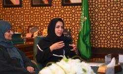 """مسؤولة سعودية ترجح تعيين قاضيات بالمملكة """"قريباً"""""""