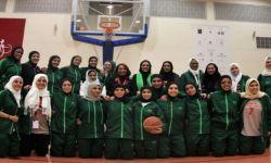السعودية تطلق بطولة نسائية رسمية لكرة السلة