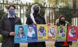 """وقفات في عواصم أوروبية تضامنا مع الناشط """"السدحان"""" ورفاقه بسجون السعودية"""