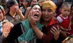 ابن سلمان تجاهل معاناة مليون مسلم صيني