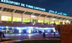 إيقاف طاقم طائرة سعودية في تونس للاشتباه بتورطه في جريمة عنف