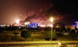 هجمات جوية توقع خسائر كبيرة في معامل لأرامكو