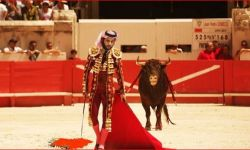 تركي آل الشيخ معفى من الغرامات المالية للإساءة للحيوانات
