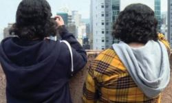 ريم وروان تغادران هونج كونج لبلد ثالث