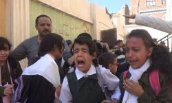 100 قتيل وجريح بـغارة التحالف السعودية على صنعاء