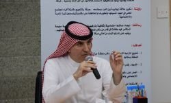 مراهق ال سعود يحاول تحويل العدو الصهيوني إلى حليف
