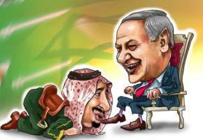 انفتاح انبطاح سعودي لاسرائيل
