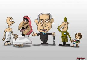 نتنياهو يقود سلمان