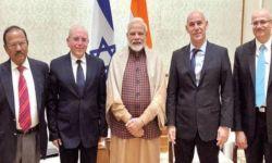 مسؤول أمني إسرائيلي سافر للهند عبر السعودية