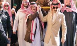 جنازة الأمير طلال تكشف خلافات آل سعود