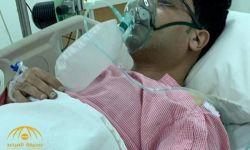 منصور الدعجاني مواطن يسقط من درج مستشفى بالطائف ويدخل المستشفى ماشيا ليغادره محمولا بالتابوت